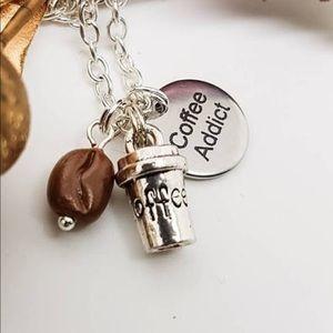Jewelry - COFFEE necklace